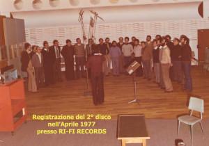 Aprile 1977 registrazione secondo disco (FILEminimizer)