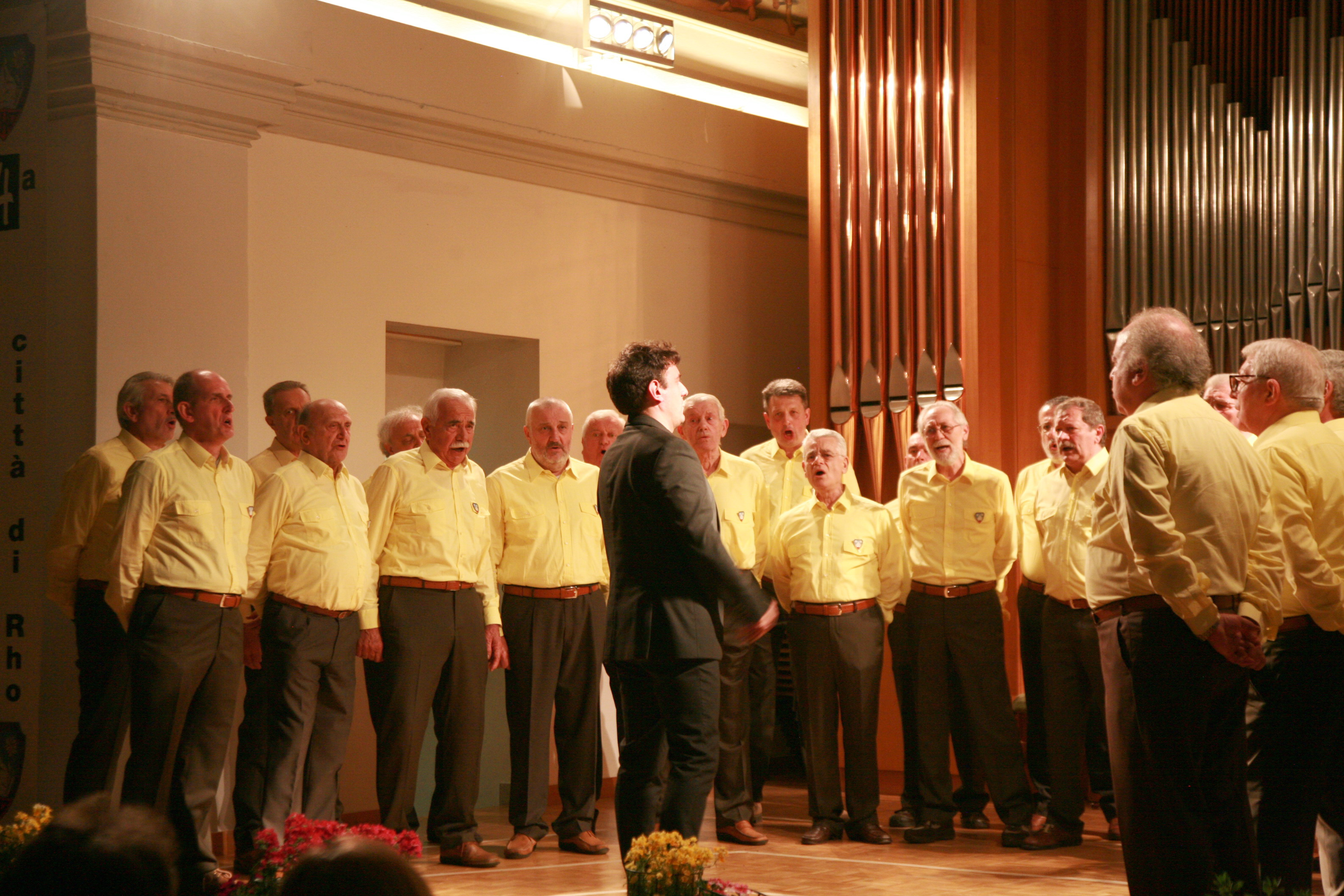 coro Stella Alpina